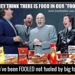 big food fake